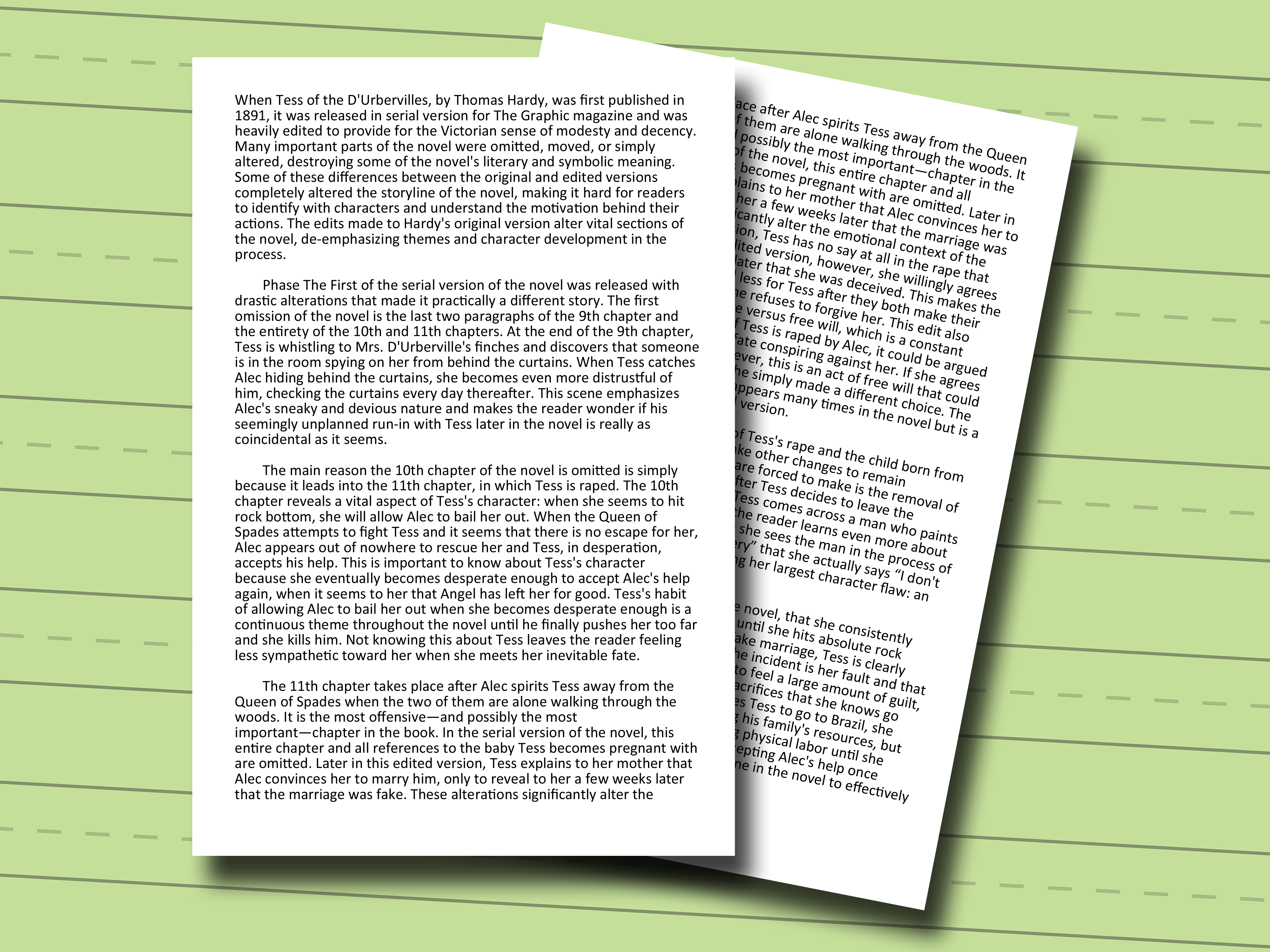 Grade Essay How To Write An English Essay On Time Grades 7 12 6