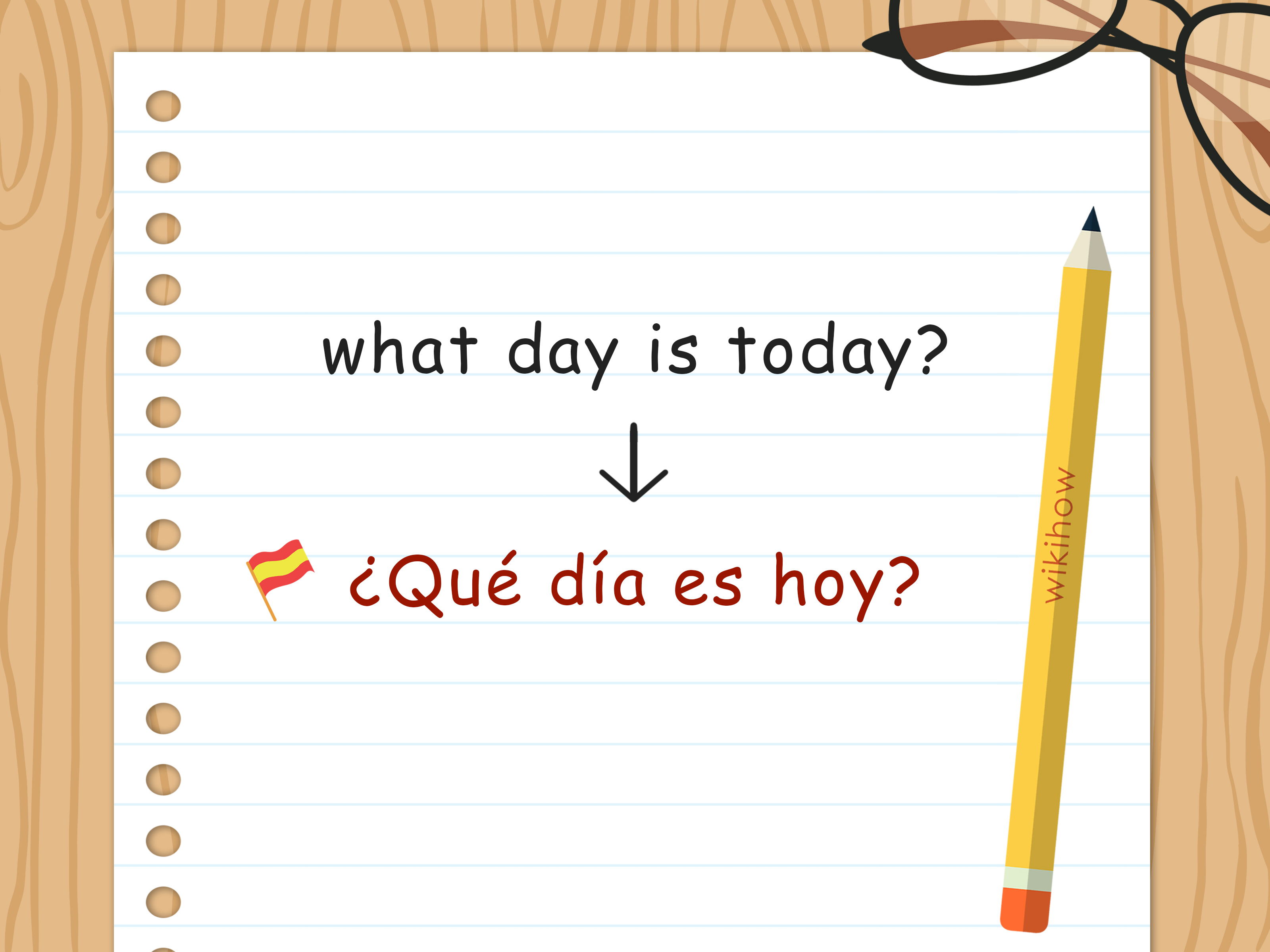 5 Ways to Write the Date in Spanish  wikiHow