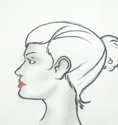 how to draw a human head [ 1920 x 1080 Pixel ]