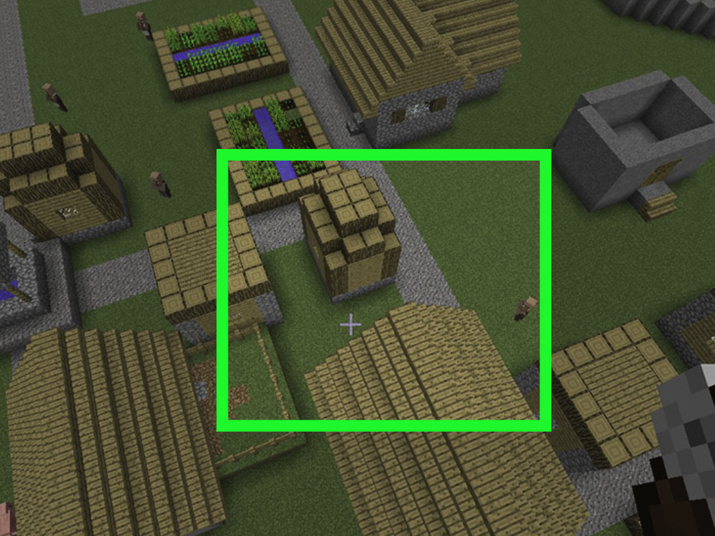 How to Build a Minecraft Village 11 Steps with Pictures