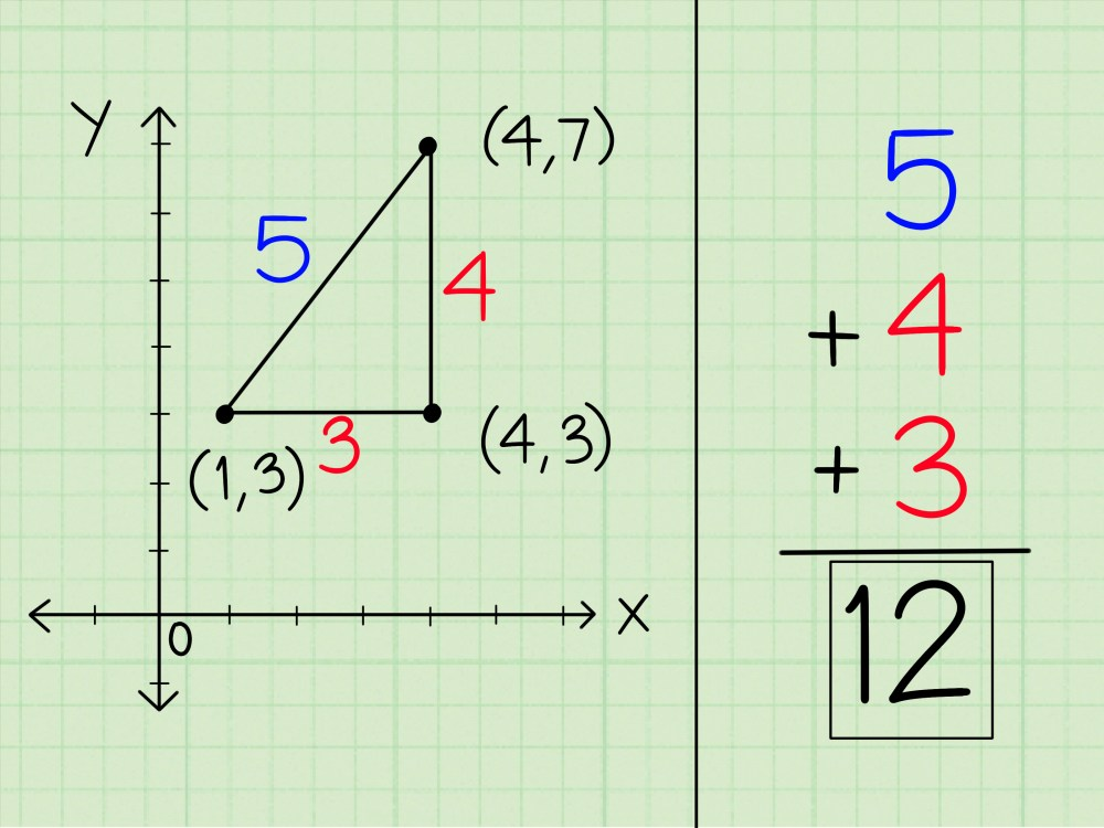 medium resolution of 3 Ways to Find the Perimeter of a Polygon - wikiHow