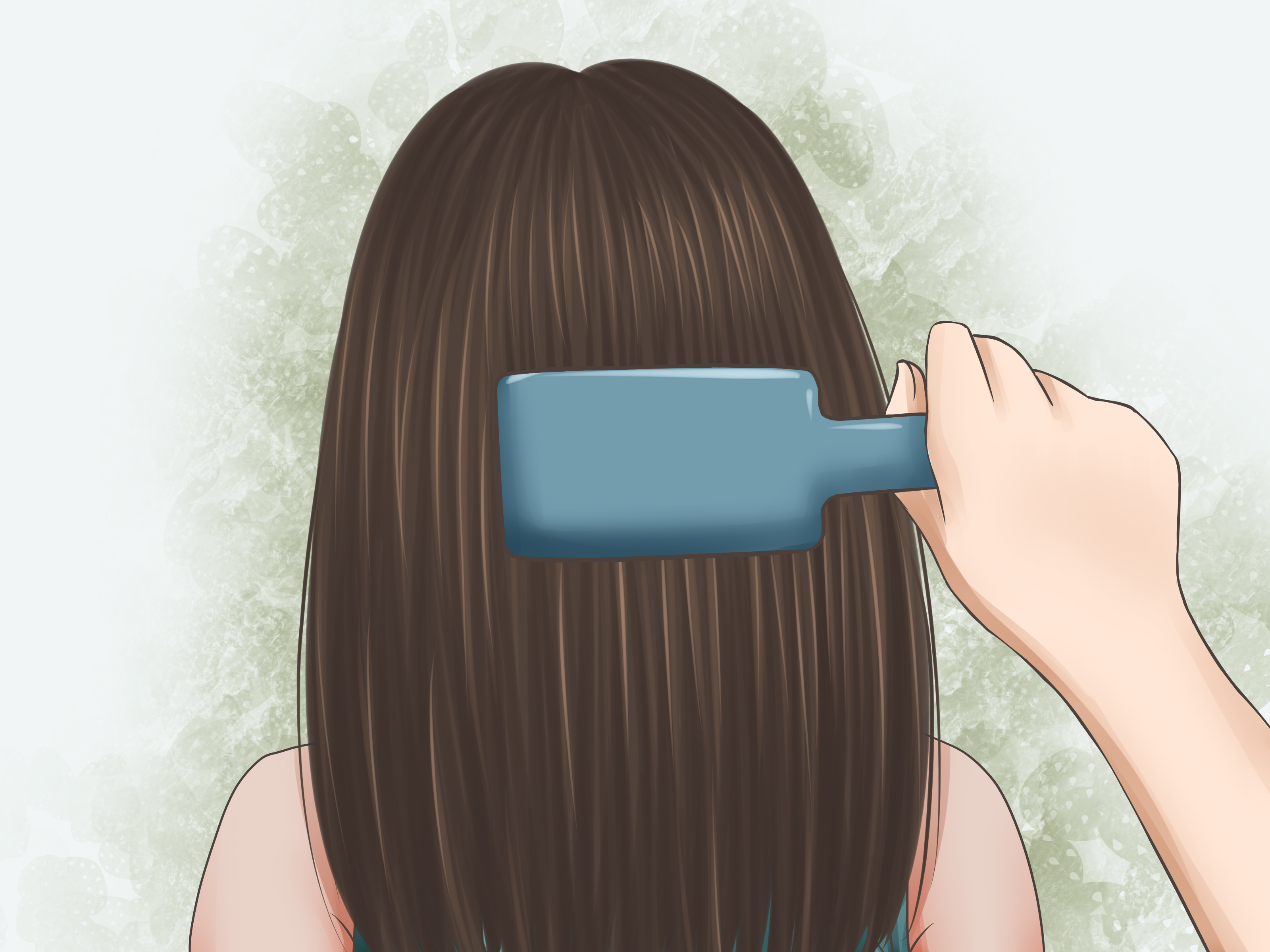 How To Apply Hot Fusion Hair Extensions 5 Steps With