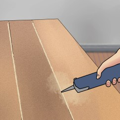 Build Kitchen Table Orange Wallpaper How To A With Pictures Wikihow