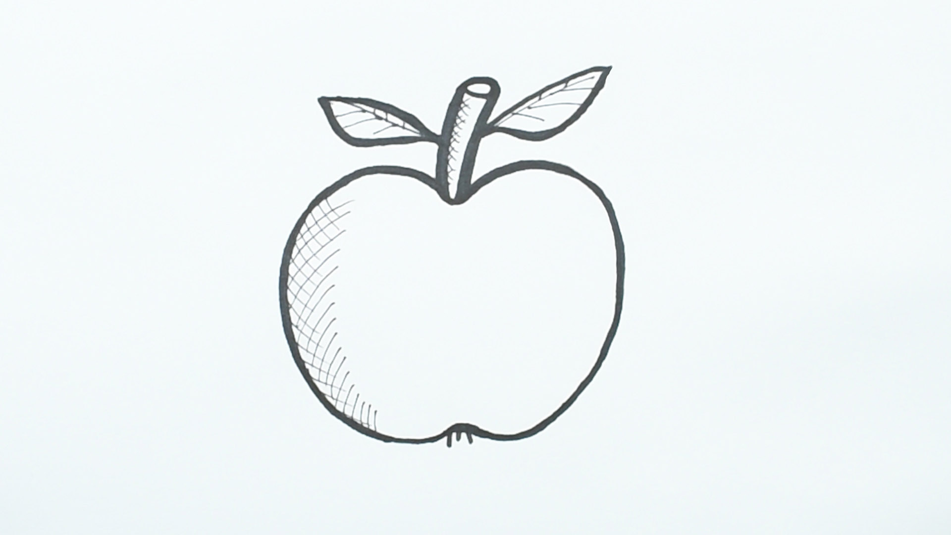 How to Draw an Apple: Step-by-Step Guide with Videos