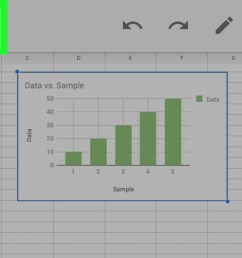 how to make a graph on google sheets on android [ 1024 x 768 Pixel ]