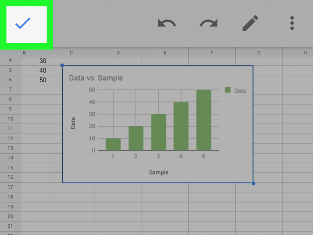 hight resolution of how to make a graph on google sheets on android