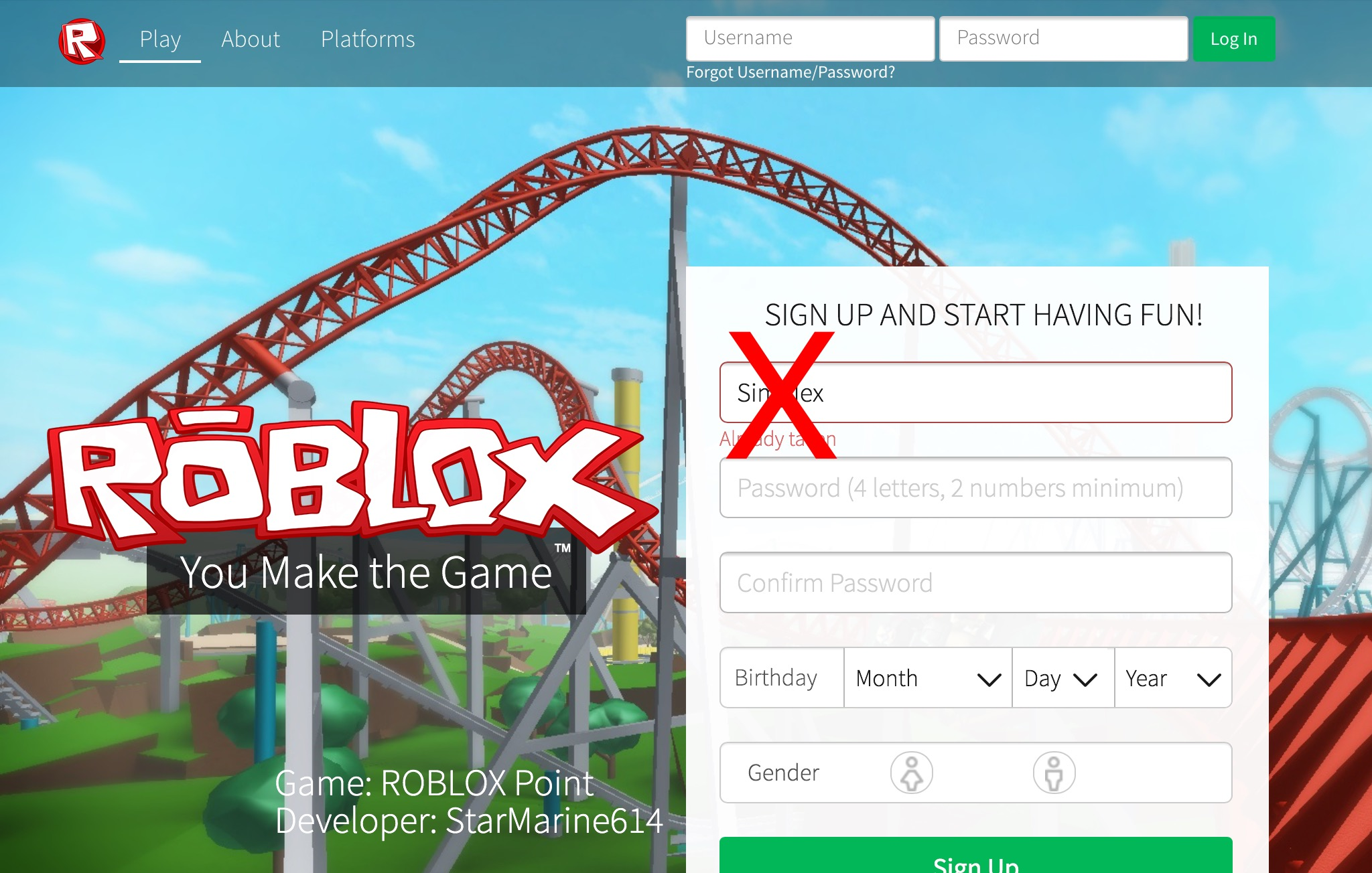 How To Make A Roblox Username 7 Steps With Pictures