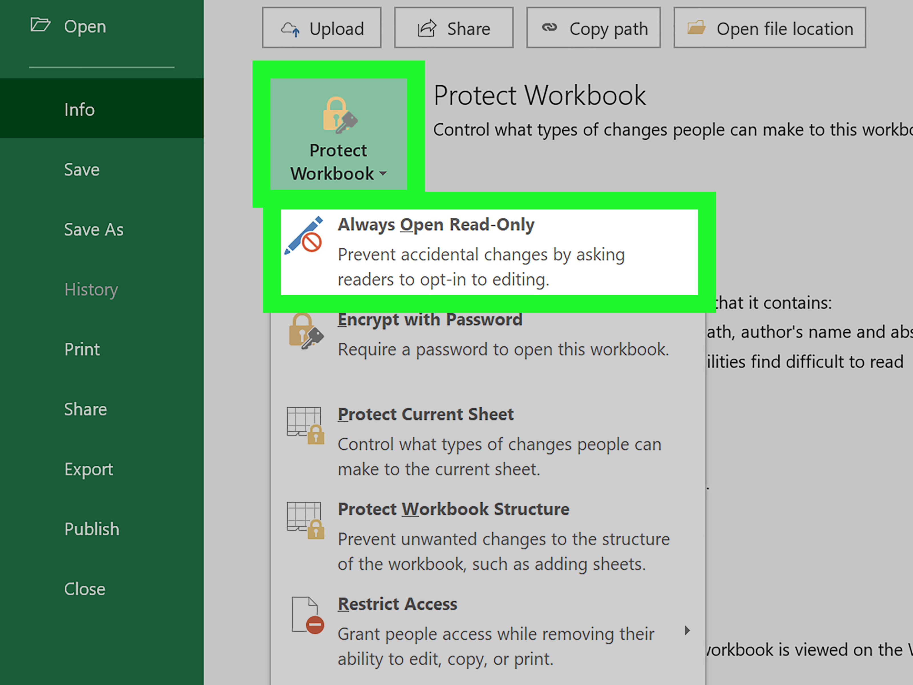 Easy Ways To Change An Excel Sheet From Read Only 4 Steps
