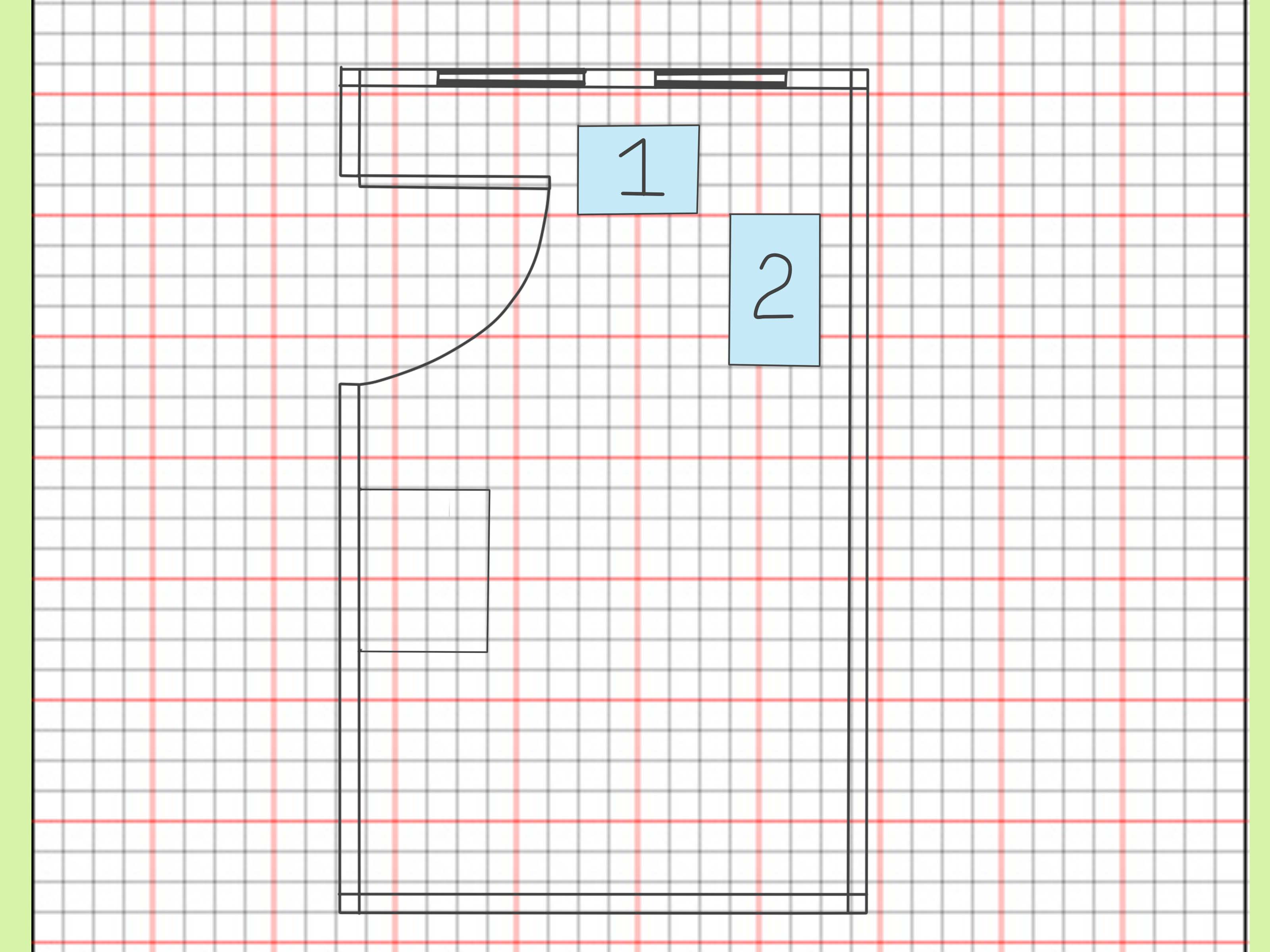 How To Draw A Floor Plan To Scale 14 Steps With Pictures