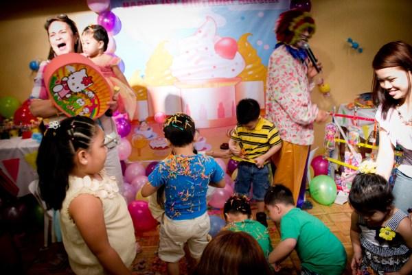 Mo Entretener Nios En Las Fiestas De Cumpleaos