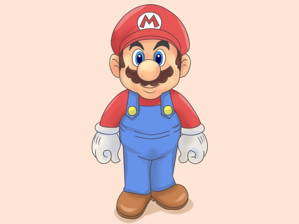 Draw Mario And Luigi With - Wikihow