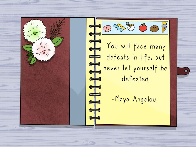 How to Make a Quote Book: 10 Steps (with Pictures) - wikiHow