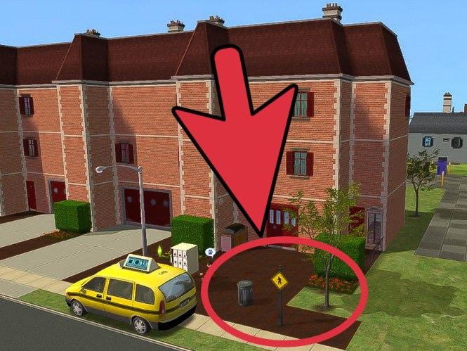 An Apartment In Sims 2 Life