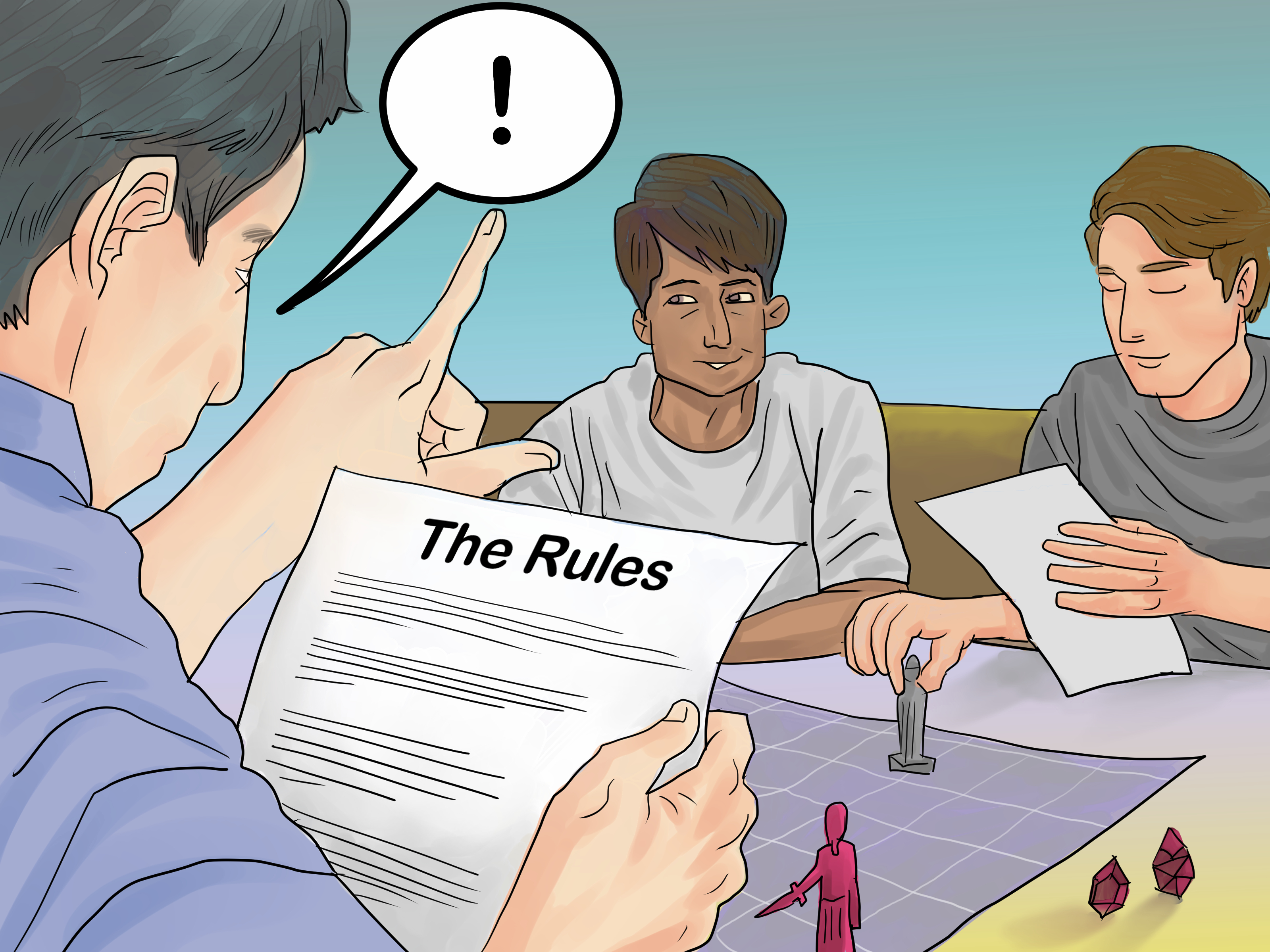 How To Write Rules For Your Own Rpg With Pictures