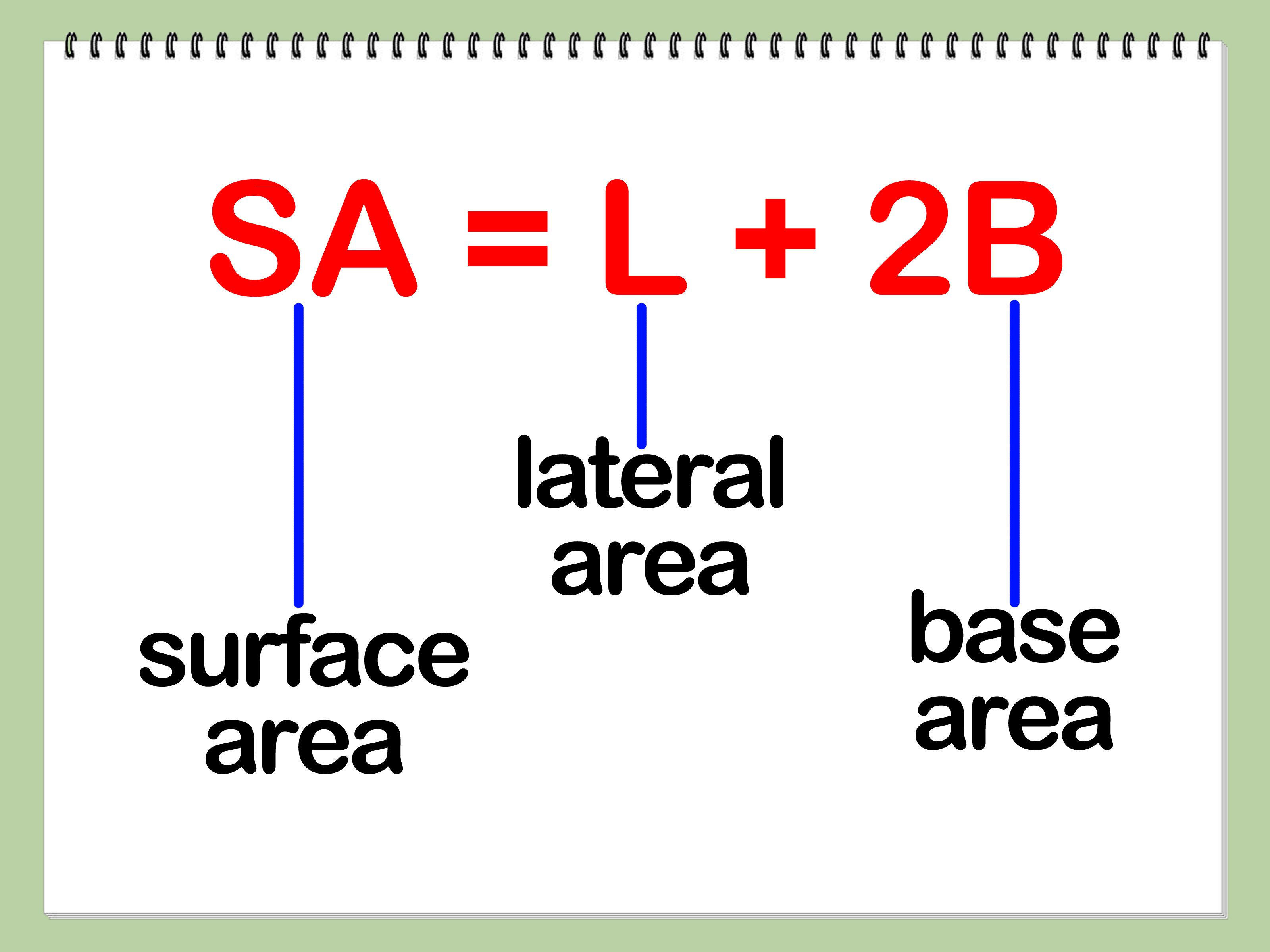 How To Find Surface Area Of A Triangular Prism 12 Steps
