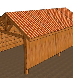 how to build a pole barn [ 3200 x 2400 Pixel ]