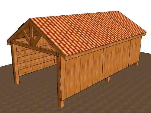 small resolution of how to build a pole barn