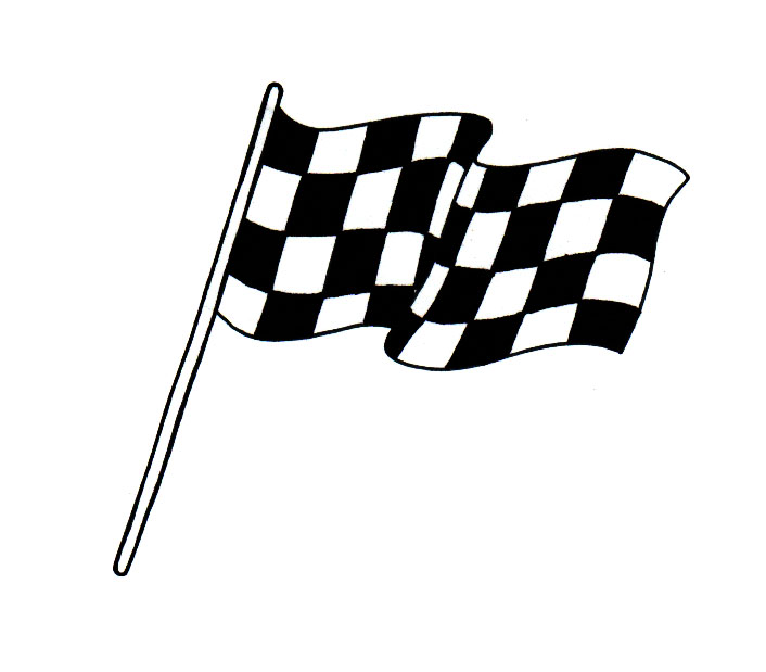 How to Draw a Checkered Flag: 5 Steps (with Pictures