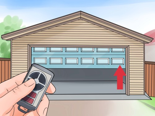 small resolution of how to install a garage door opener