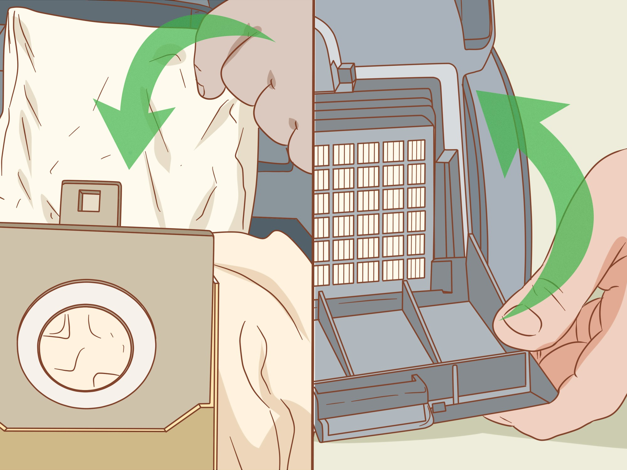 hight resolution of how to fix a vacuum cleaner