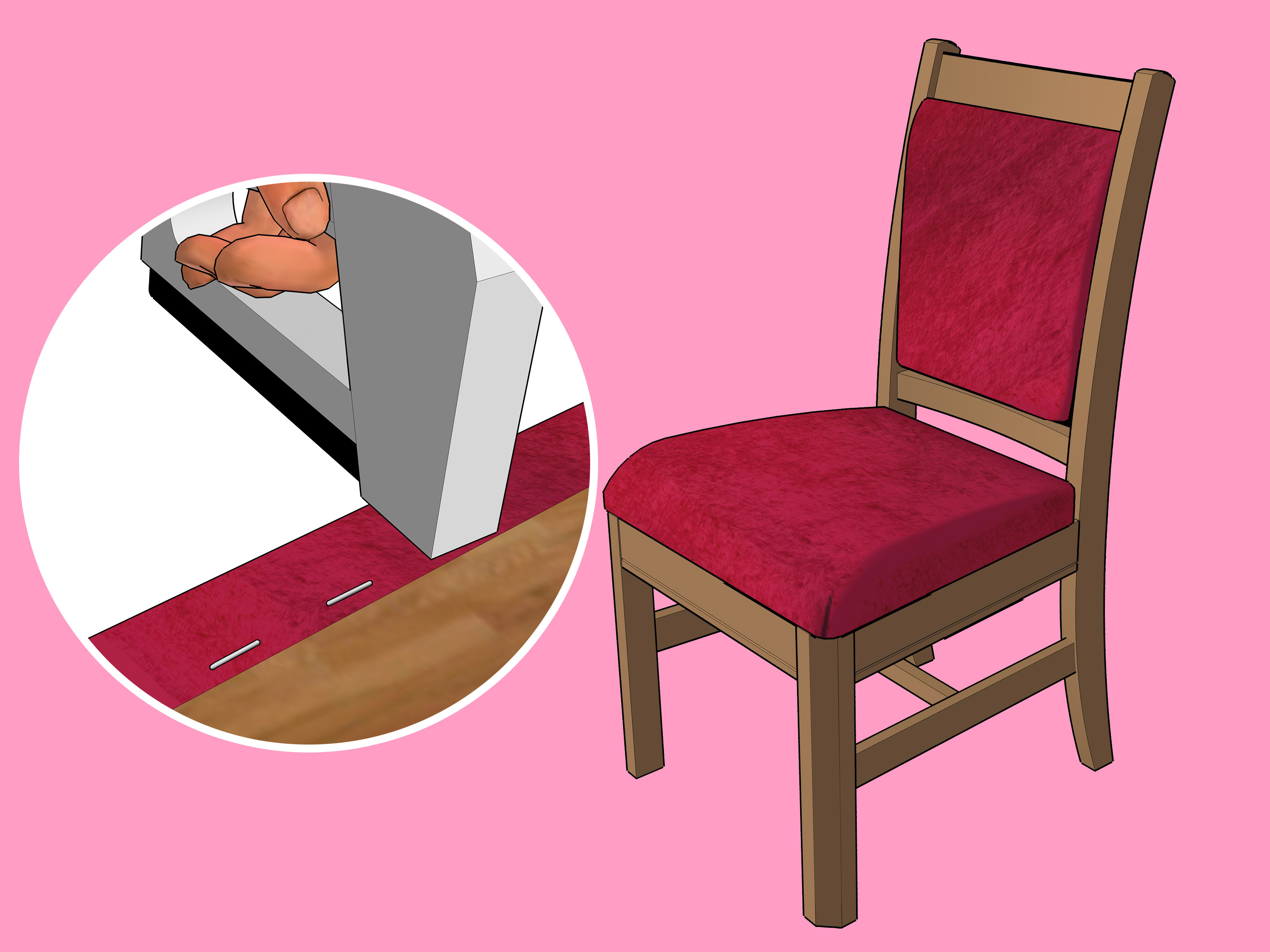 reupholstering a chair what is geri used for the best way to reupholster wikihow how