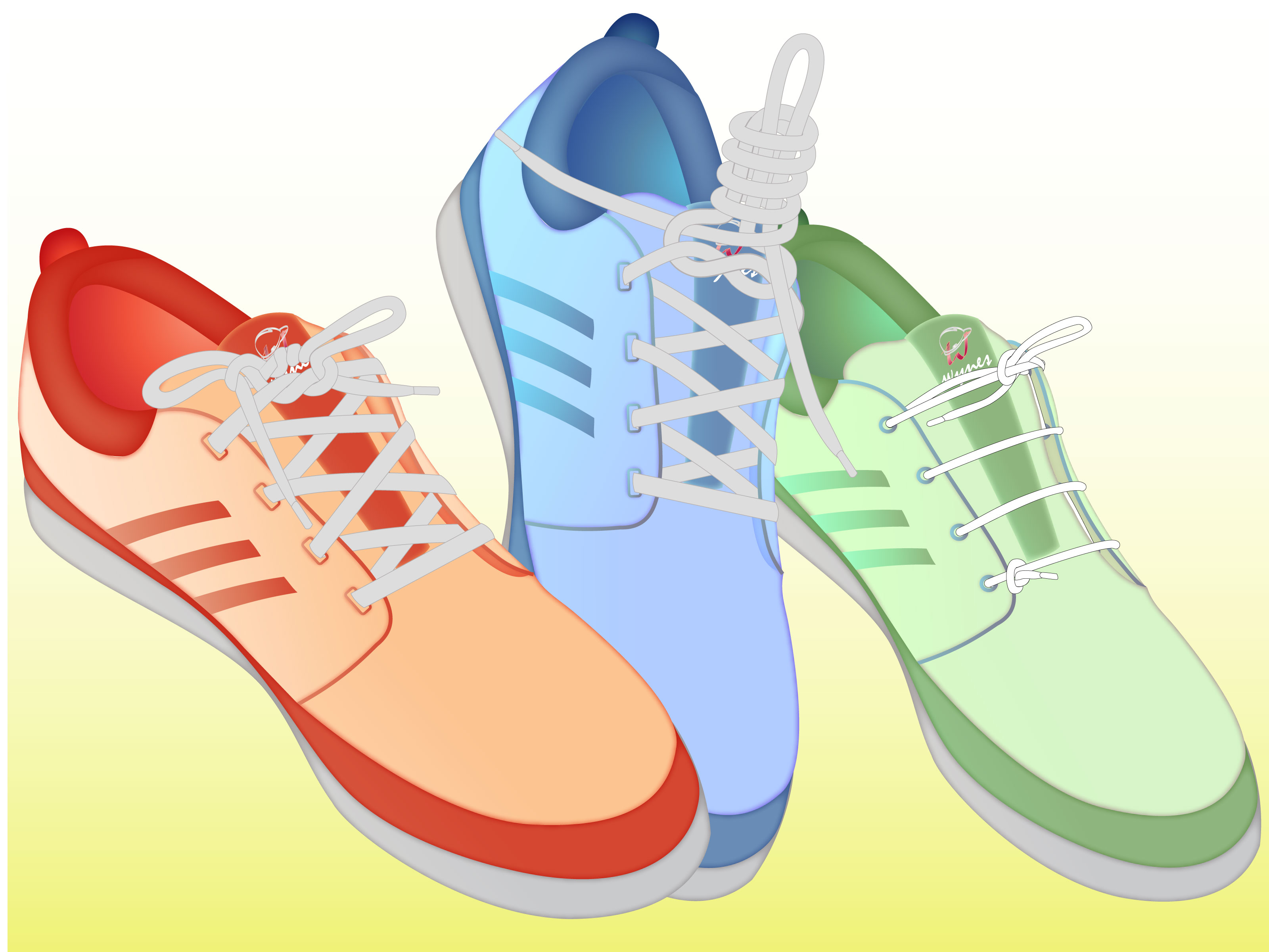3 Ways To Tie Your Shoe Laces Differently