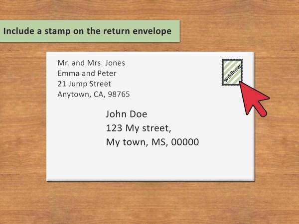 How Do You Address an Envelope