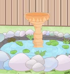 how to build a backyard pond [ 3200 x 2400 Pixel ]