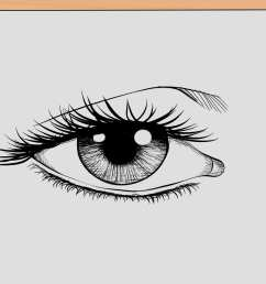 how to draw realistic human eyes [ 3200 x 2400 Pixel ]