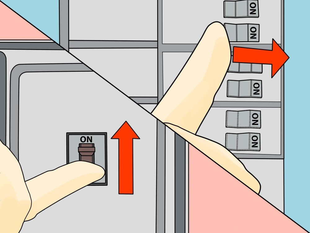 medium resolution of change a circuit breaker step 15 the best way to change a circuit breaker switch for old sylvania fuse box