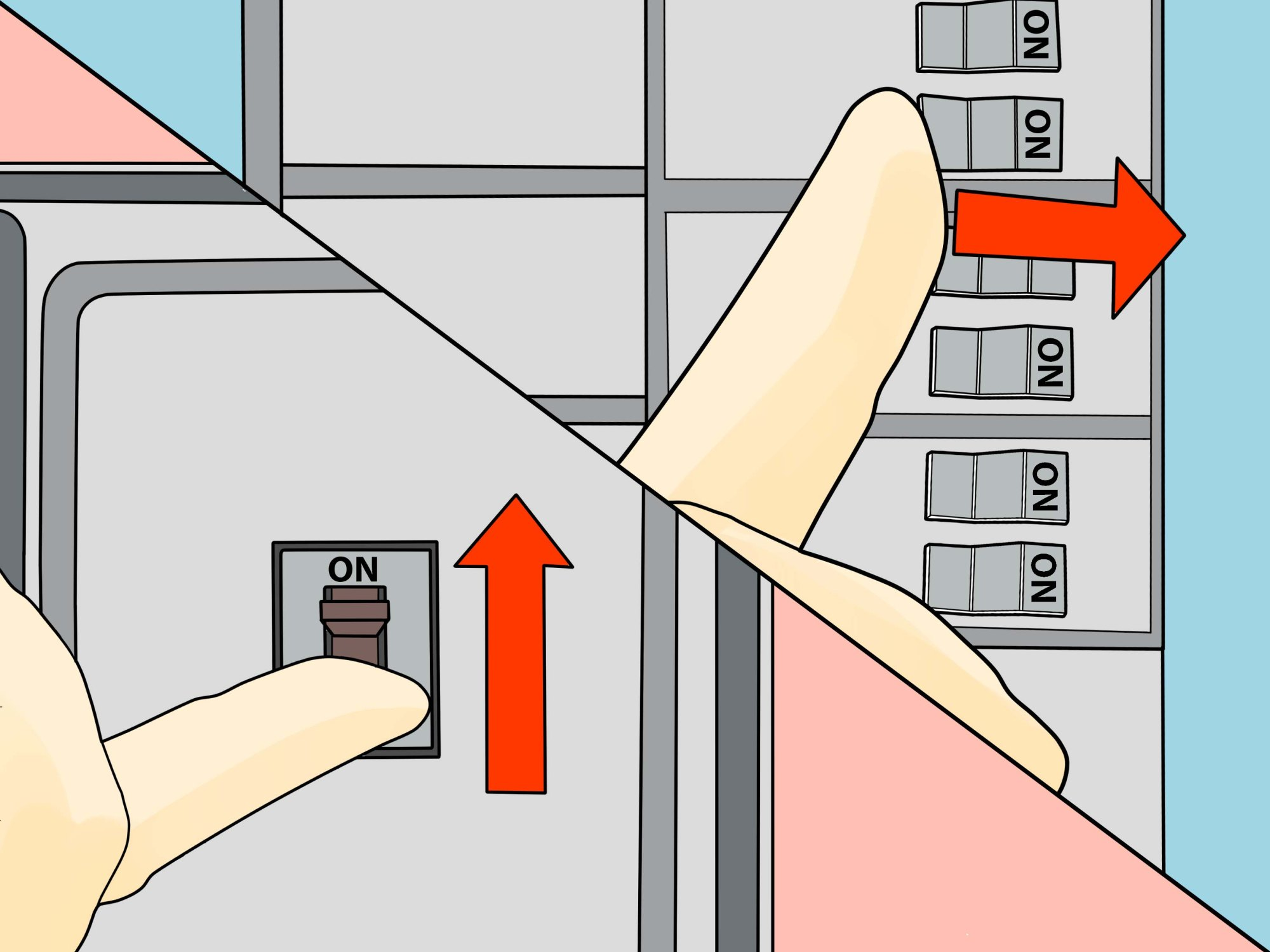 hight resolution of change a circuit breaker step 15 the best way to change a circuit breaker switch for old sylvania fuse box
