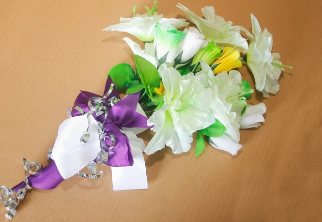 Making Own Wedding Bouquet Step By How To Make Your Perfect
