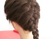 plait 's hair