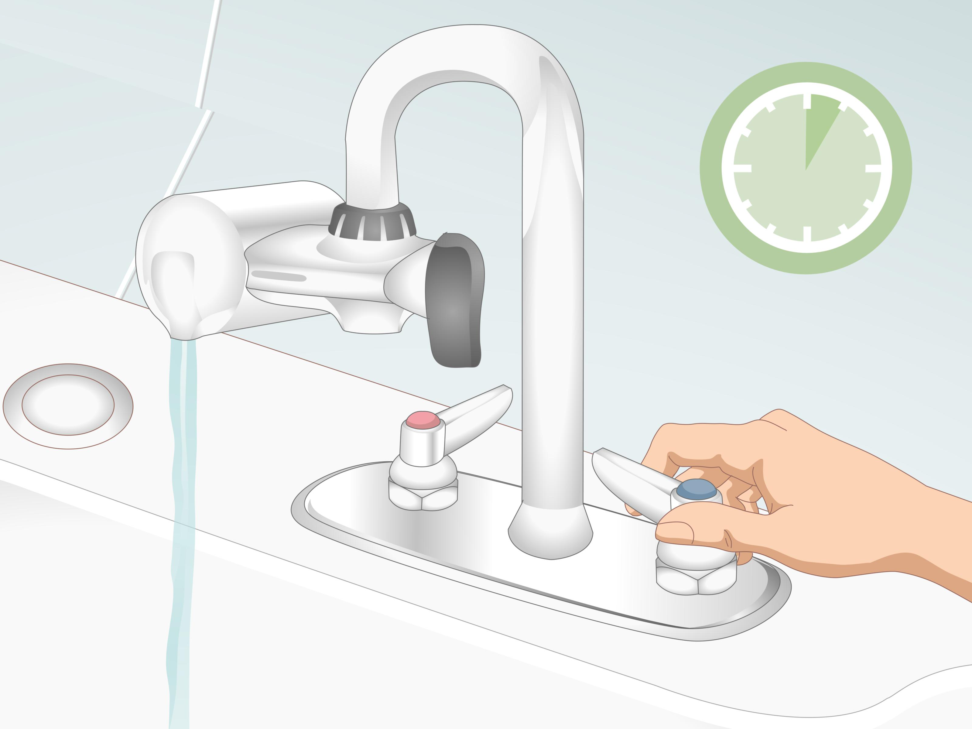 how to replace a pur water filter 10