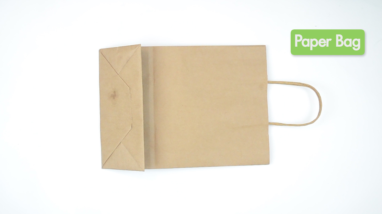 How to Create a Paper Bag Book Cover for School  wikiHow