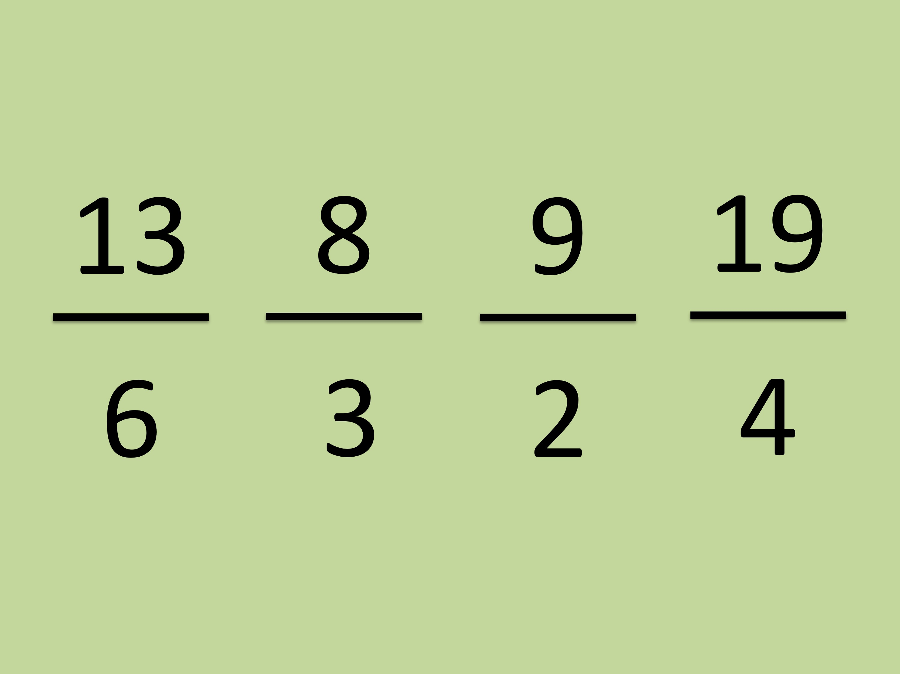Compare Fractions Least To Greatest Worksheet