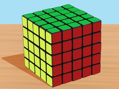 small resolution of how to solve a 5x5x5 rubik s cube