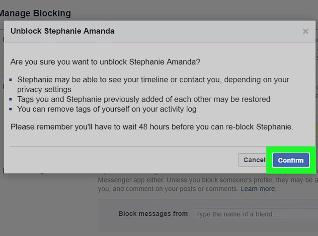 How to Unblock Someone on Facebook: 30 Steps (with Pictures)