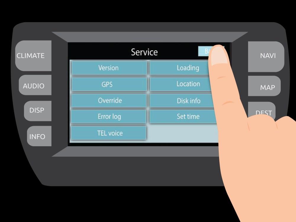 medium resolution of how to override lexus navigation motion lock