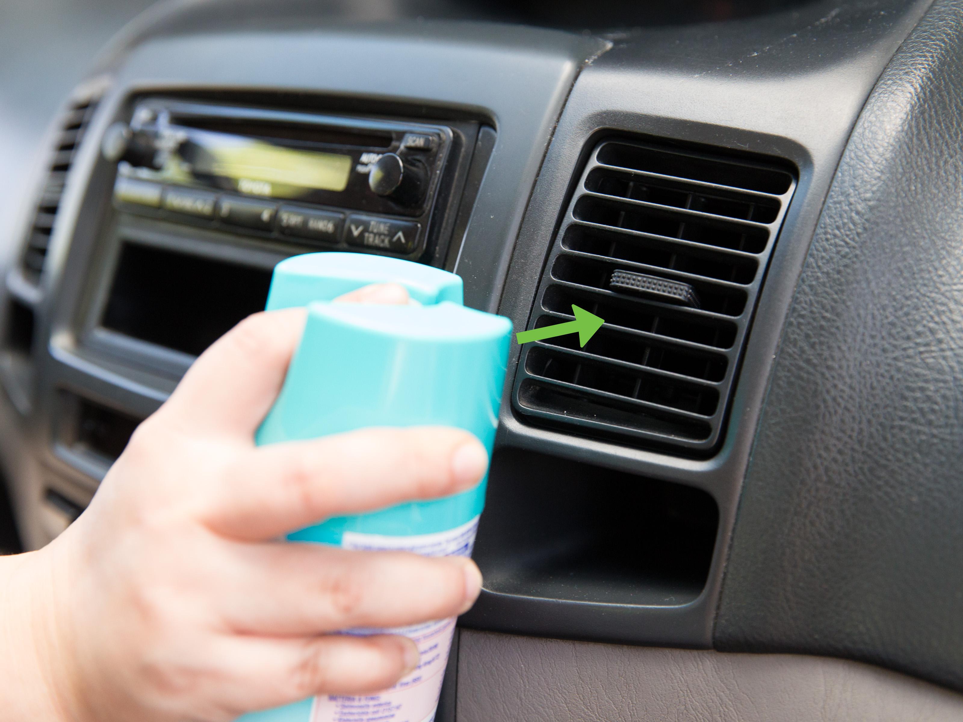 Come Eliminare gli Odori dal Condizionatore dellAutomobile