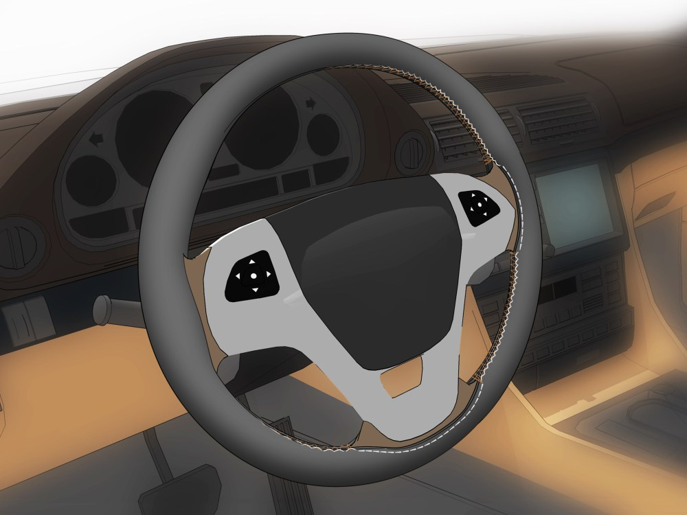 medium resolution of how to fit a steering wheel cover