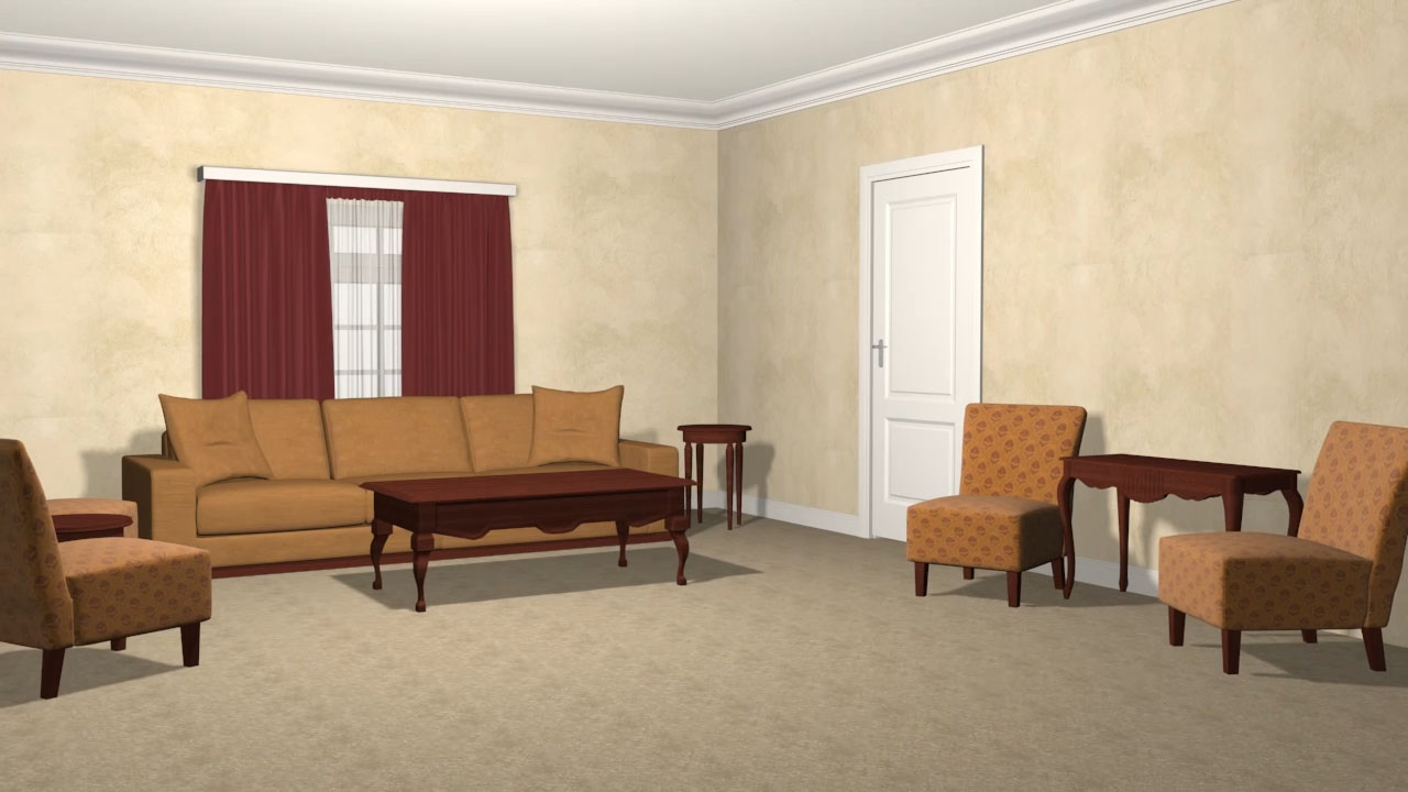 how much to carpet a living room pictures best decorated rooms install 14 steps with wikihow