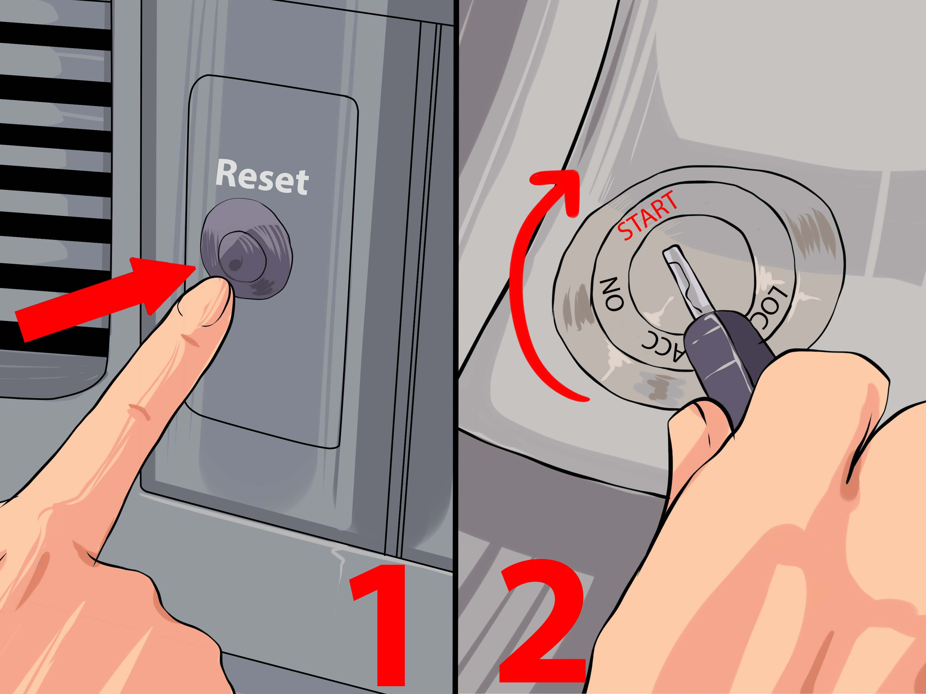 2005 Volvo Xc90 Fuse Diagram 3 Ways To Reset A Factory Car Alarm Wikihow