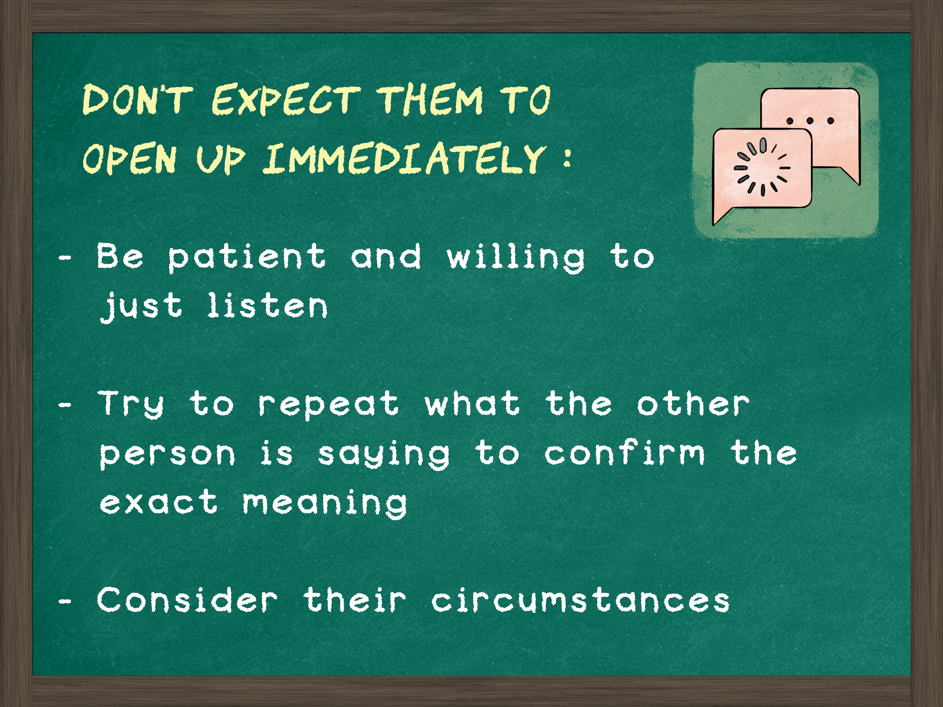 How To Be A Good Listener With Examples