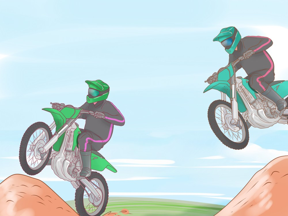 medium resolution of how to jump on a dirt bike