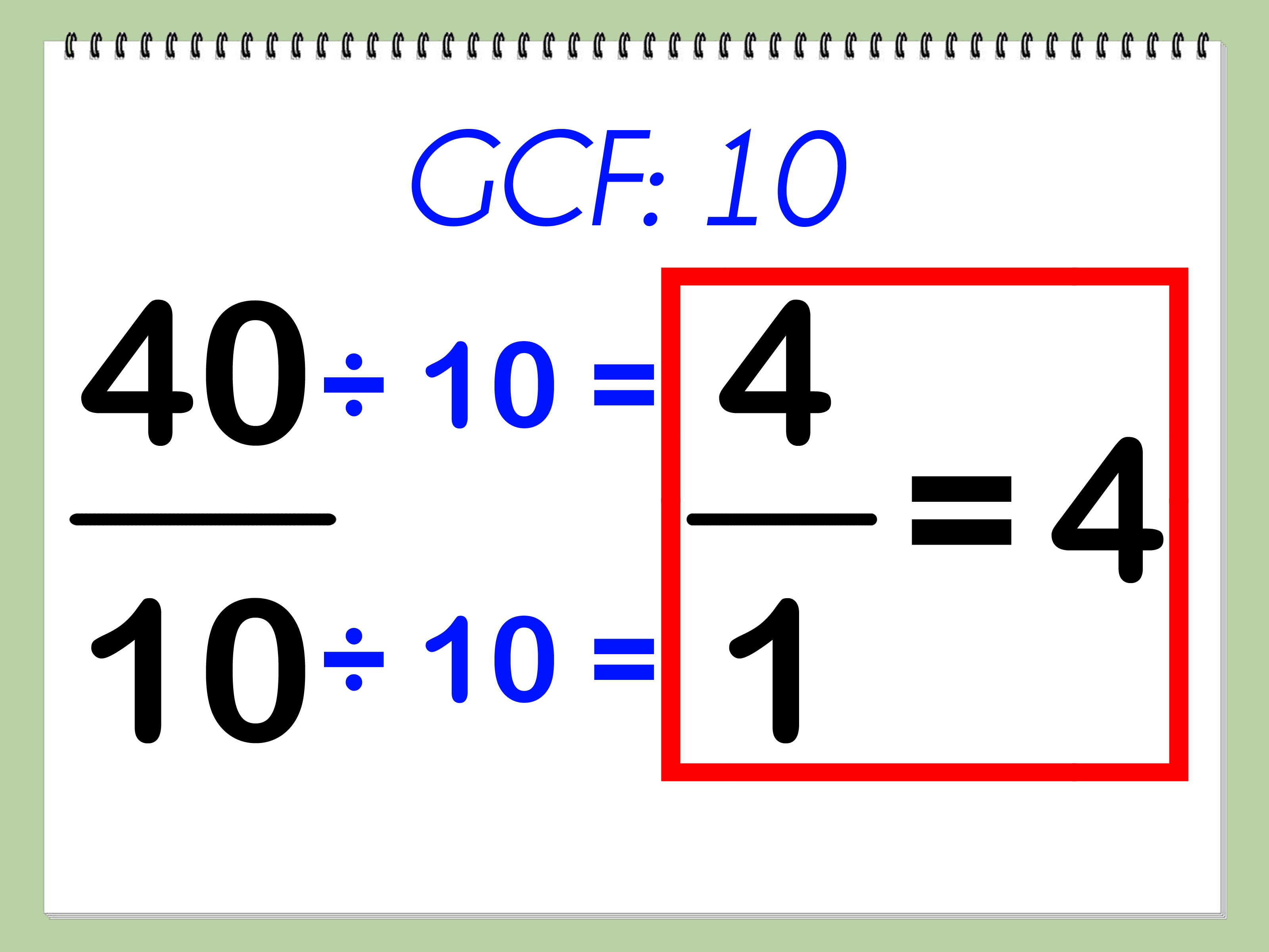 How To Multiply Fractions With Whole Numbers 4 Steps