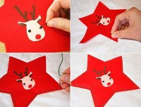 How to Make a Christmas Throw Pillow: 4 Steps (with Pictures)