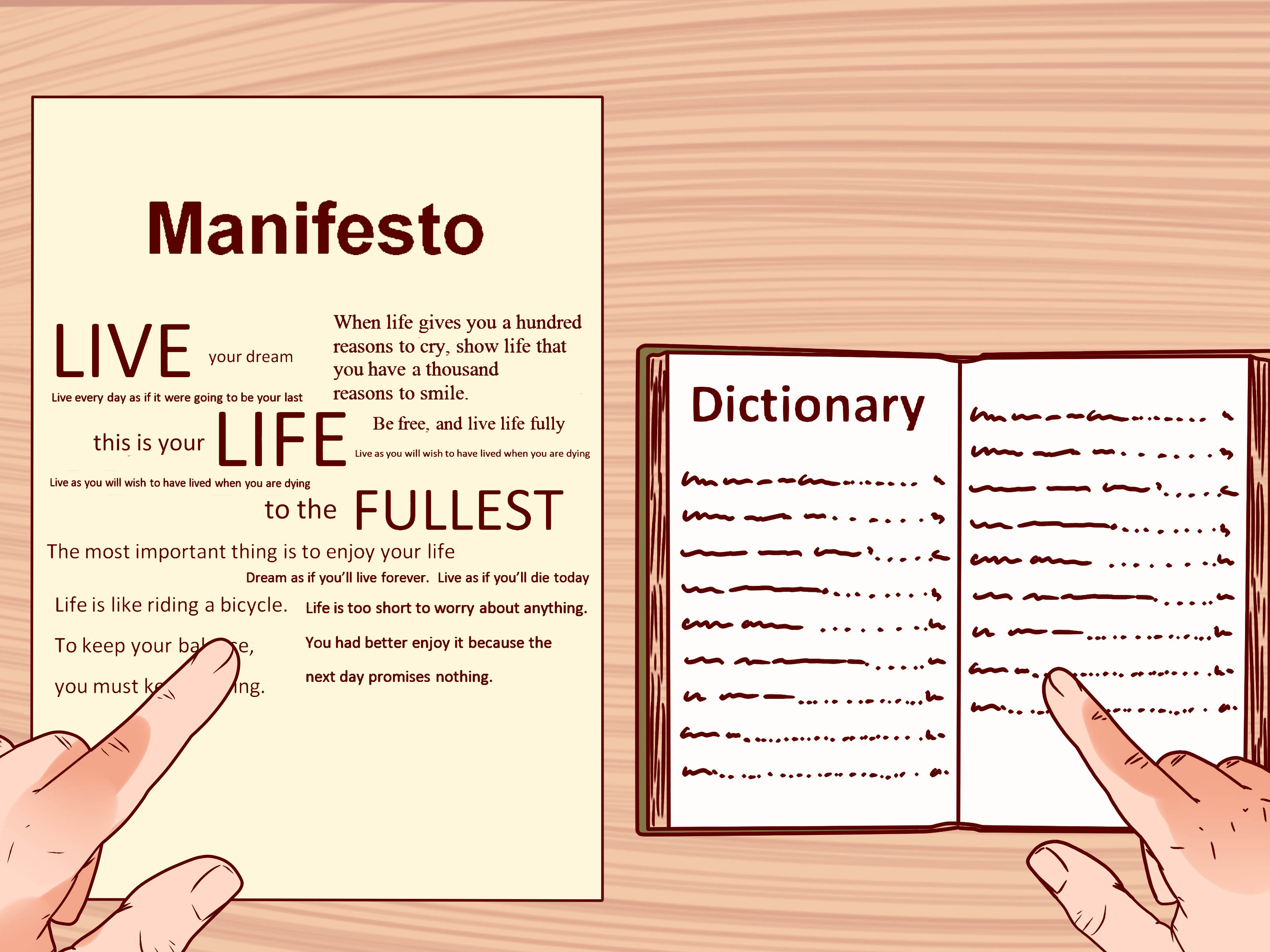 4 Ways to Write a Manifesto  wikiHow