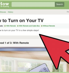 how to use your home wiring as a tv or radio antenna 4 steps home electrical wiring antenna home wiring an antenna [ 1024 x 768 Pixel ]