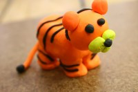 How to Make a Standing Tiger Out of Clay (with Pictures ...